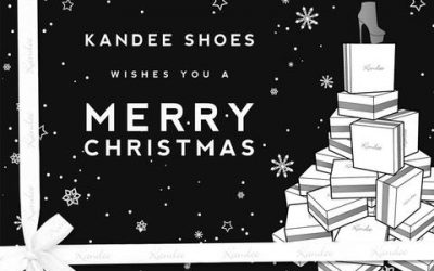 Kandee Shoes For Christmas