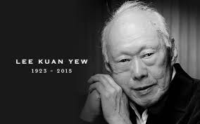 Farewell to Mr. Lee Kuan Yew